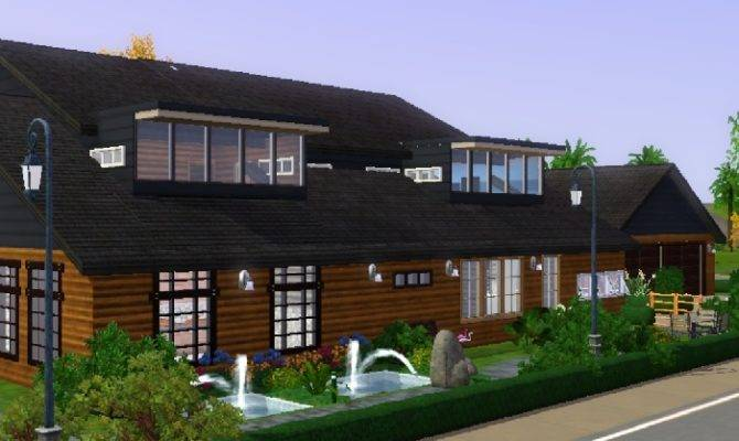 Delightful Best Sims House Designs Plans