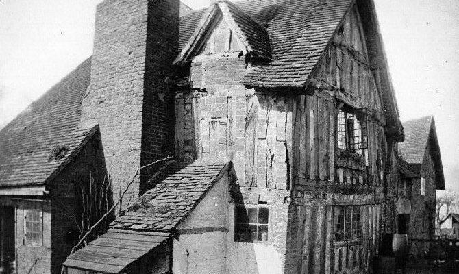 Delightful Homes Tudor Times Home Plans