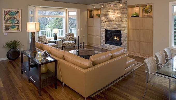 Delightful Prairie Style Interior Design House Plans