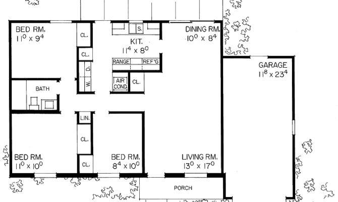 Delightful Small Home Safccw Ranch House Plan Castle