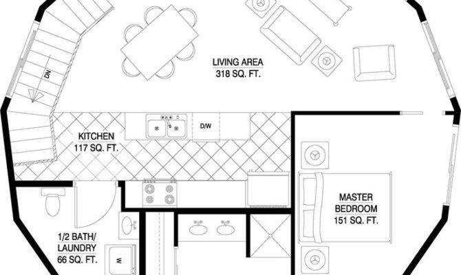 Deltec Homes Floorplan Round Floorplans