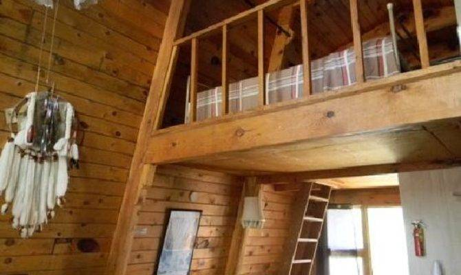 Deluxe Cooking Cabin Interior Echo Basin