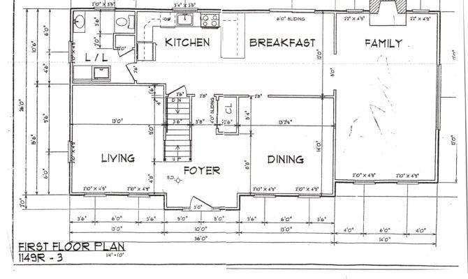 Depot House Layout Plans