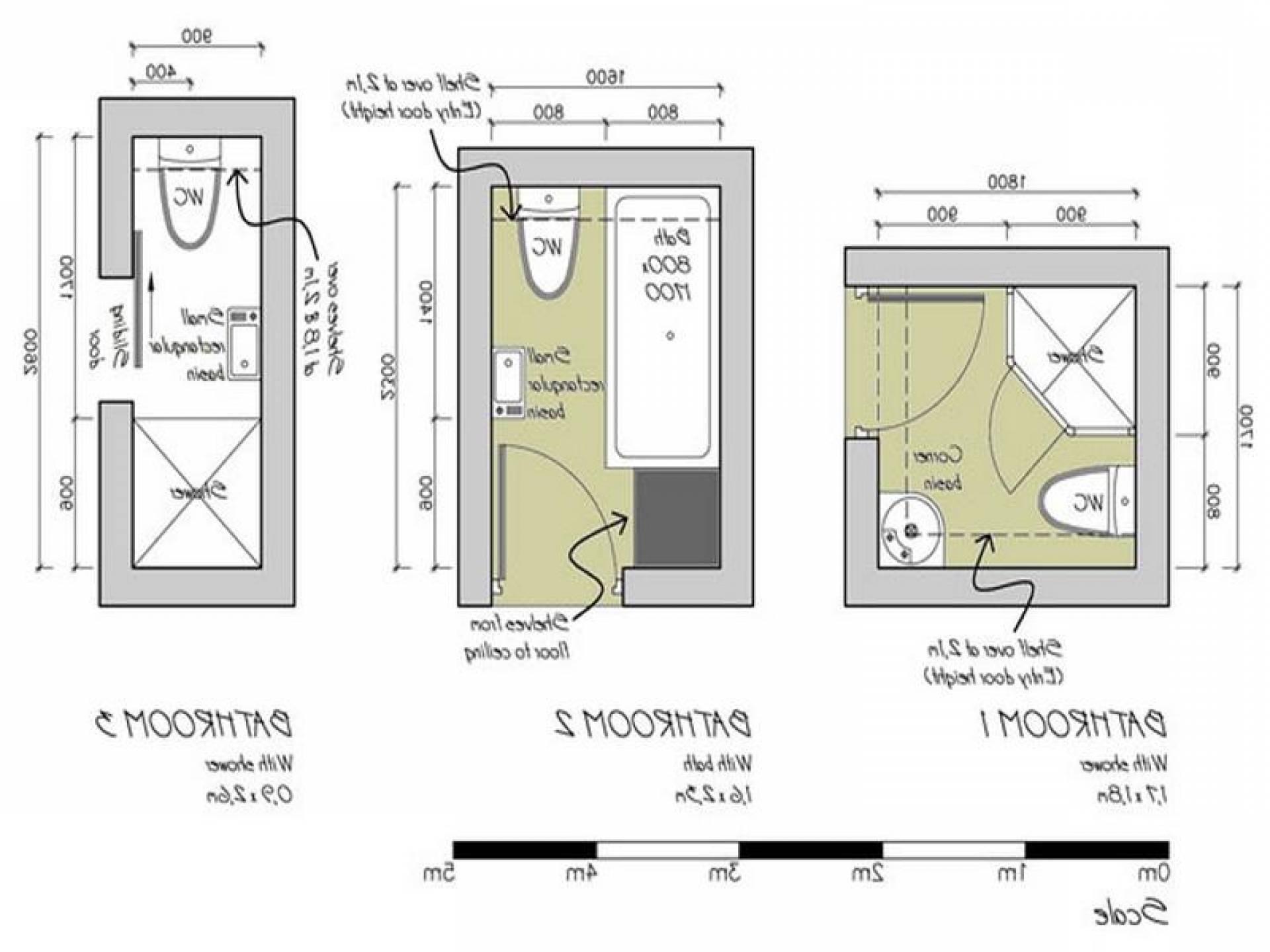 Design Bathroom Floor Plan Inspirational Modern Small