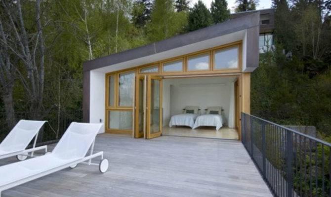 Design Idea Modern Rustic Homes Contemporary House Plans