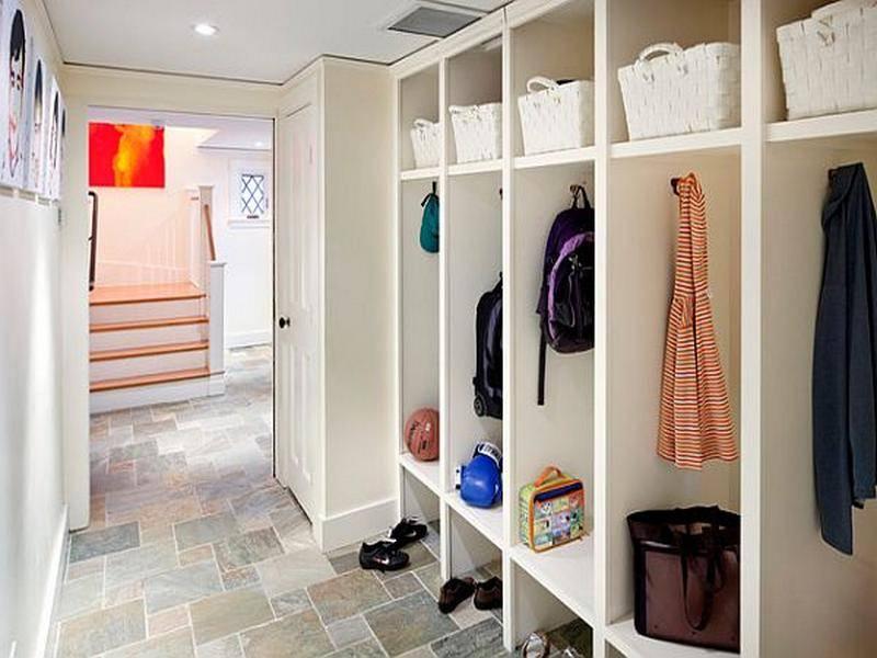 Design Ideas Modern White Entryway Mudroom Furniture Ikea