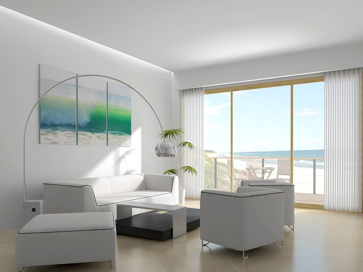 Design Luxury Contemporary Beach House Interior Wonderful