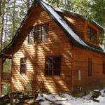 Design Rustic Cabin Designs Window
