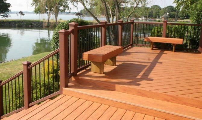 Desks Modern Outside Decks Outdoor Lounge Amazing