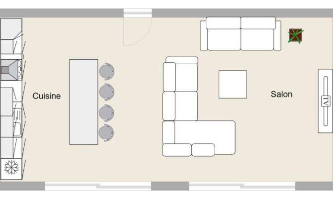 Dessiner Plan Salon Avec Archifacile