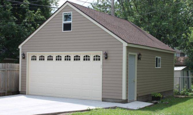 Detached Car Garage Plans Minneapolis