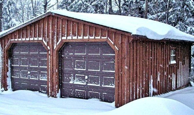 Detached Car Garage Venidami