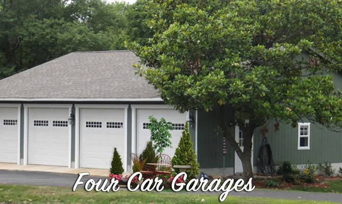 Detached Four Car Garage Prices Buy Bay