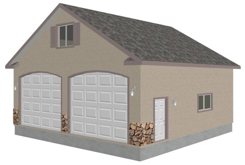 Detached Garage Attached Plans Nidahspa