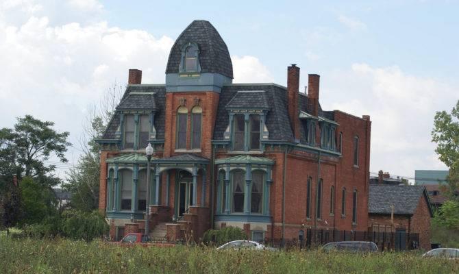 Detroit Abandoned Mansions Flickriver