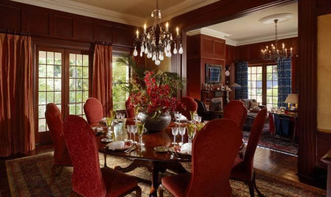 Diablo Mansion Dining Room Traditional