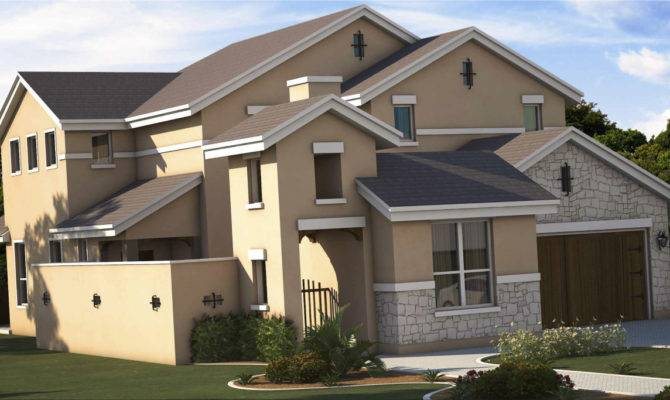 Difference Between Brick Stucco Exterior