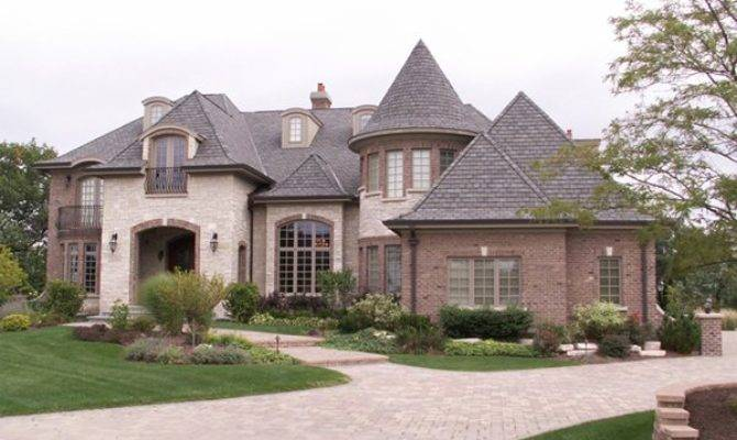 Different Exterior Designs Country Homes Home