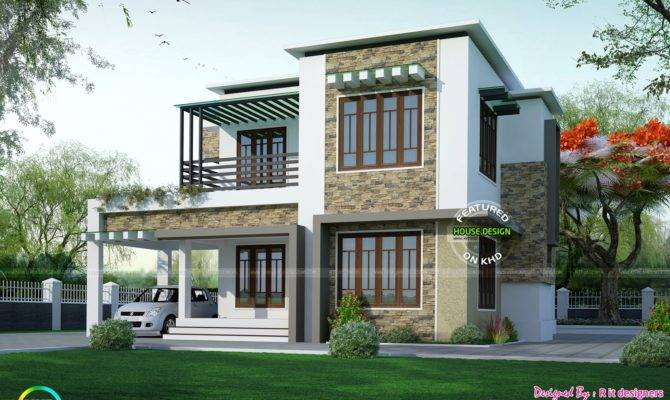 Different Home Elevations Architecture House Plans