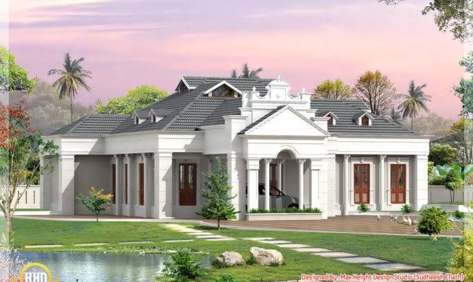 Different Home Elevations Kerala Design Floor Plans