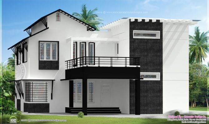 Different House Exteriors Concetto Design