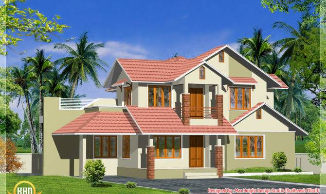 Different Indian House Elevations Home Decor