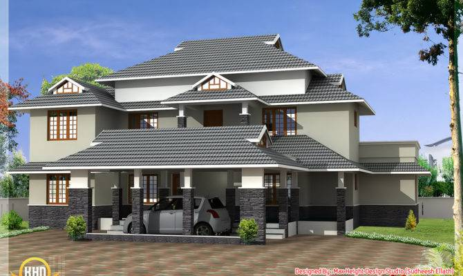 Different Style India House Elevations Indian Home Decor
