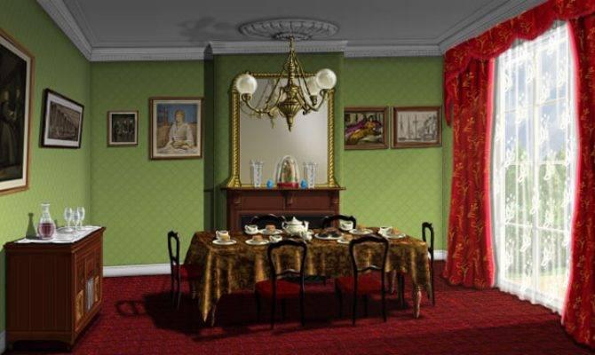 Dining Room Geffrye
