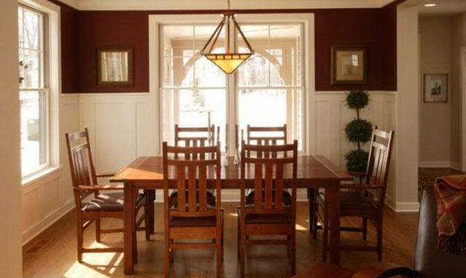 Dining Room Paint Colors Ideas Pedestal Table Wooden Floor