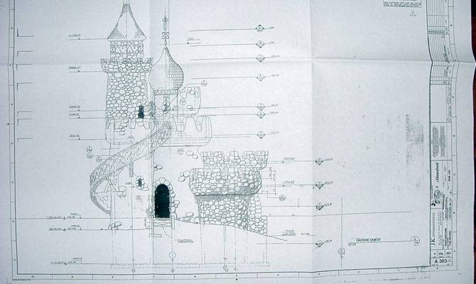 Disneyland Paris Blueprints