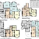 Displaying Castle Floor Plans