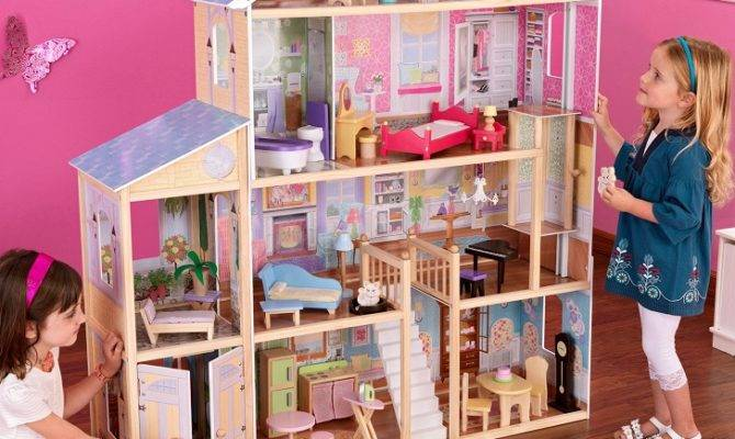 Diy Barbie Furniture House Ideas Creative