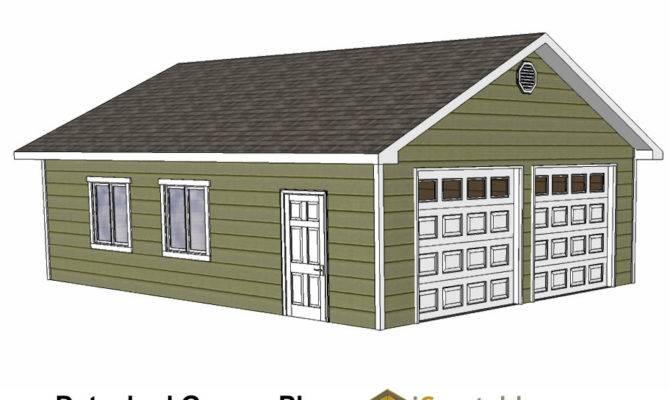 Diy Car Garage Plans