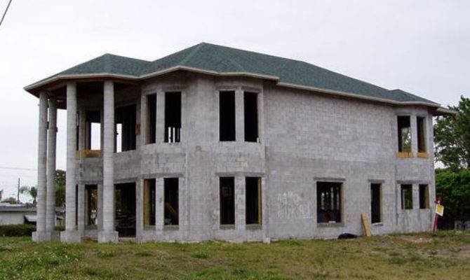 Diy Concrete Block House Best Design