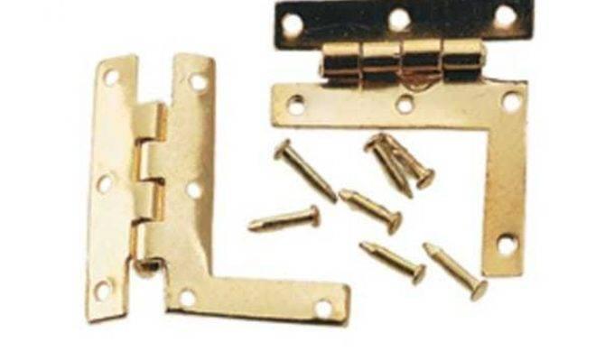Diy Fixtures Fittings Hardware Brass Hinges