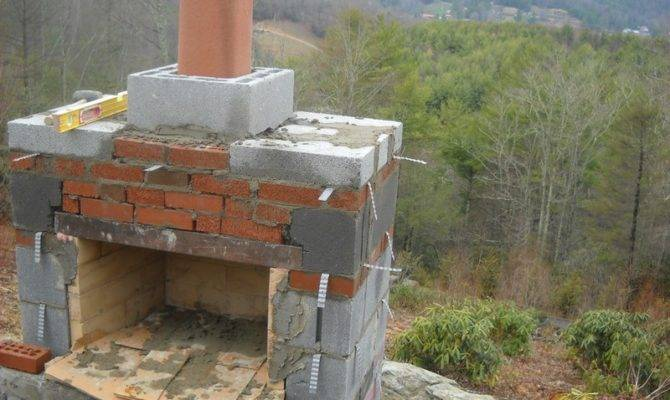 Diy Outdoor Fireplace Owner Builder Network