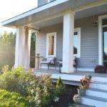 Diy Porch Columns Working Curb Appeal Our