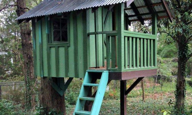 Diy Tree House Plans Dreamers Can Actually Build