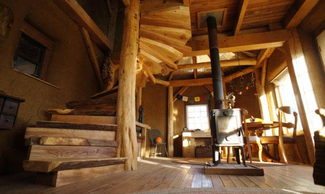 Diy Wooden Spiral Staircase Design Did