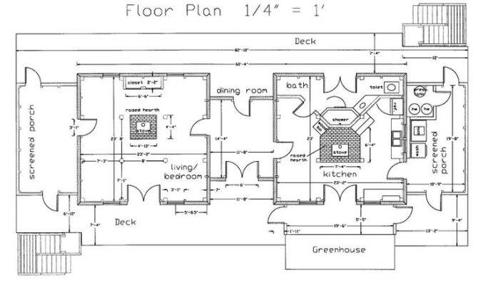 Dogtrot House Plan Project Pinterest