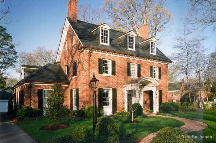 Don Duffy Architecture Portfolio Not Look New Charlotte