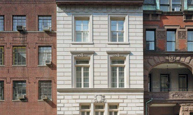 Donny Deutsch Modern New York City Townhouse