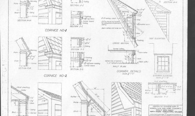 Dormer Building Plans Praveensdataworks