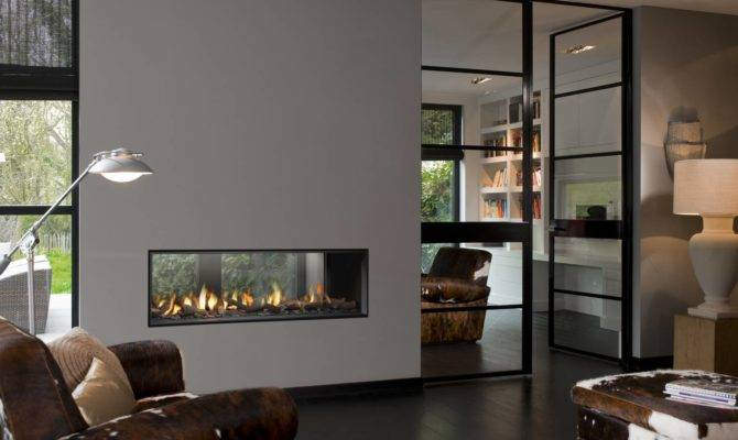 Double Sided Fireplaces Calgary Hearth Home