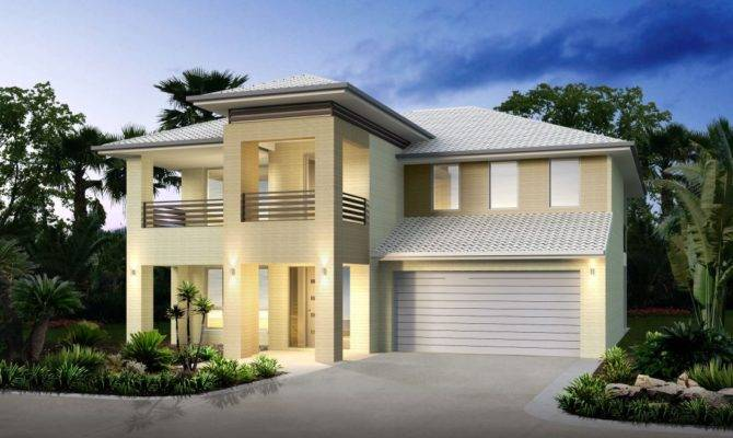 Double Storey Design Offers Fresh Approach
