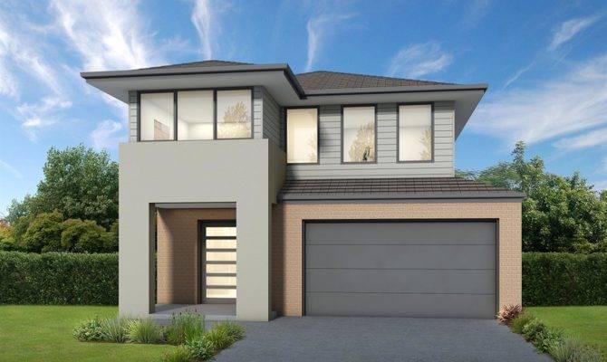 Double Storey Home Designs House Phoenix