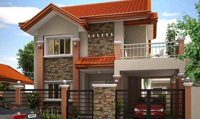 Double Story House Plans