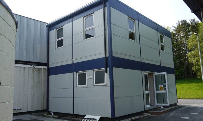 Double Story Office Modular Buildings
