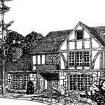 Draw Tudor House
