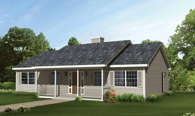 Dream Country Ranch Style Home Plans House